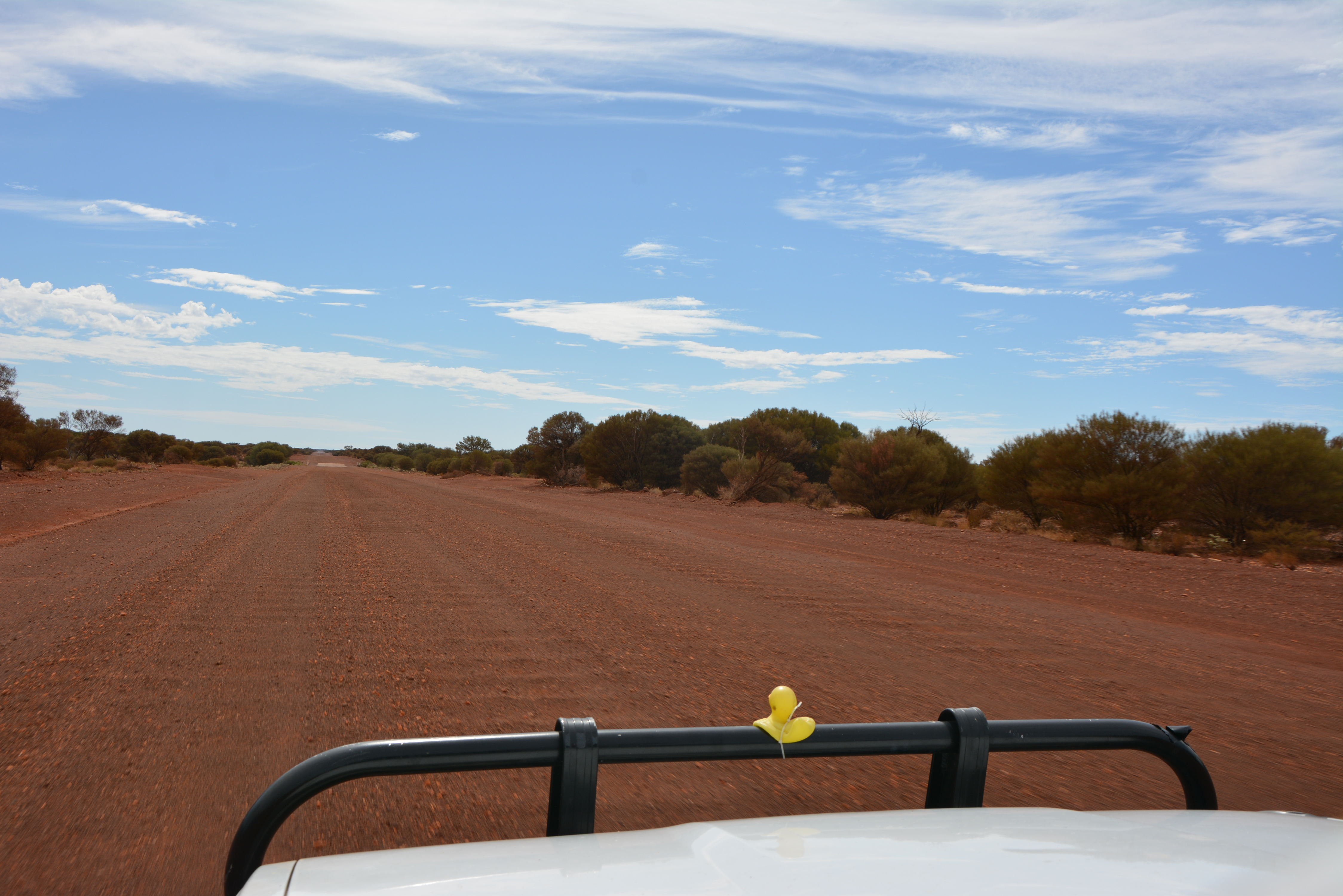 great central road corrugations