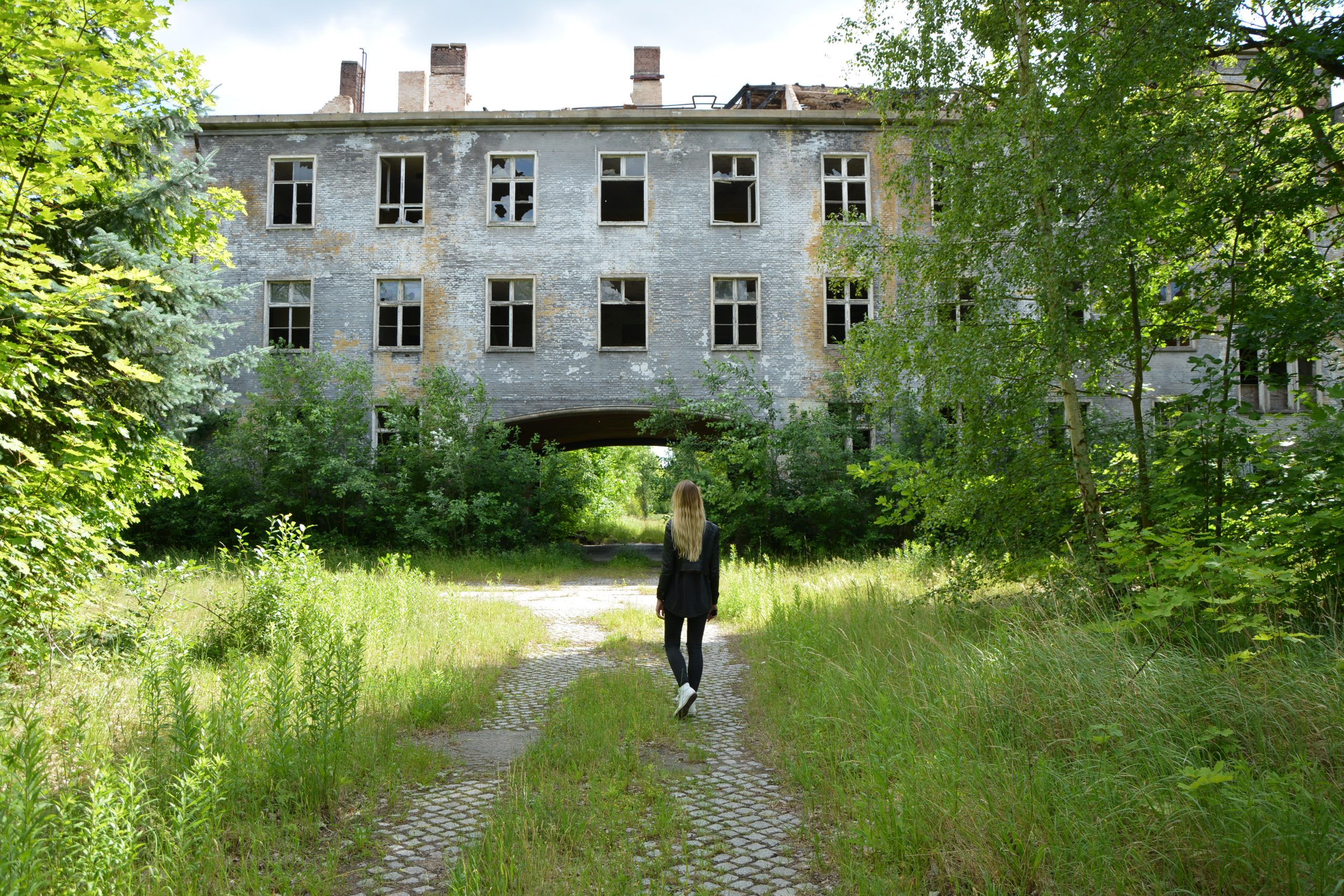 Abandoned Places Berlin Krampnitz Soviet/Nazi Military Complex Urban Exploration