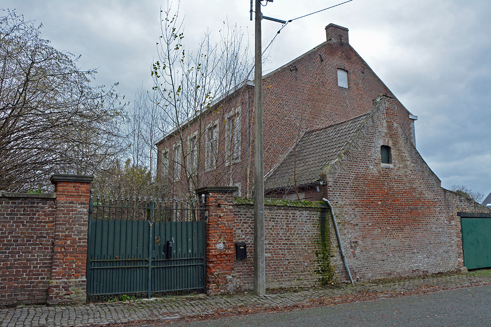 abandoned priests house street view