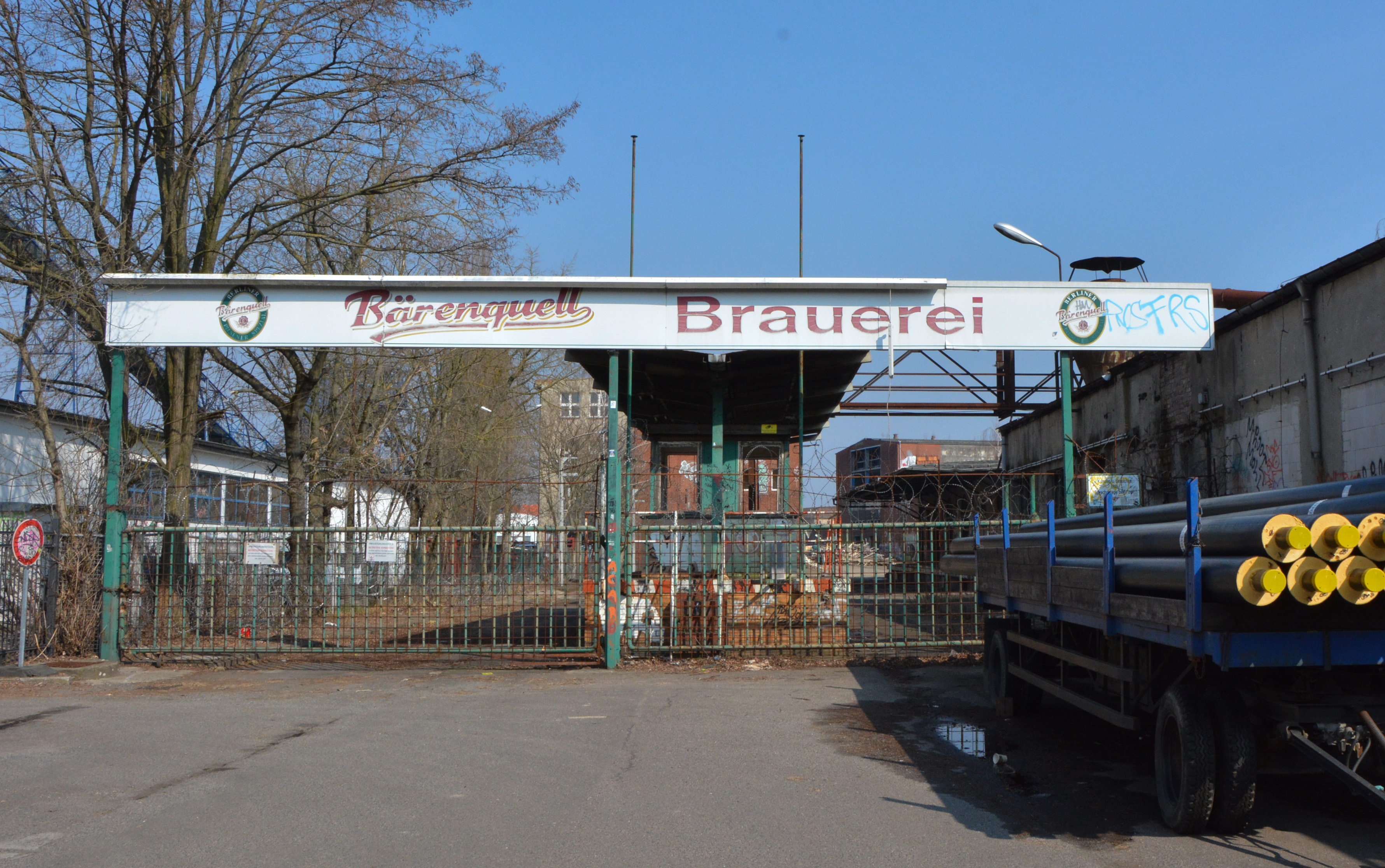 Barenquell Brewery Main Entrance