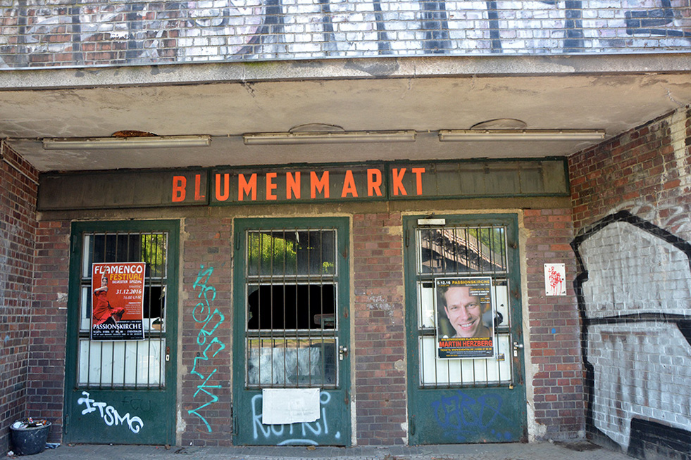blumenmarkt abandoned flower shop abandoned berlin